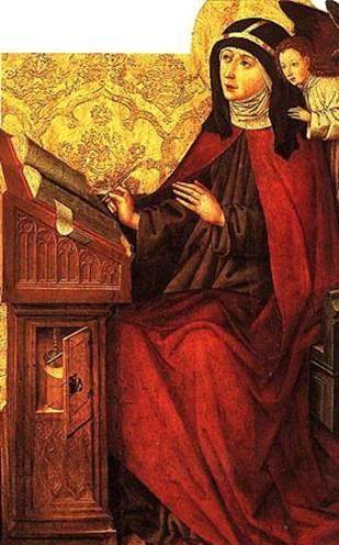 SAINTE.BRIGITTE.DE.SUEDE.(†1373)